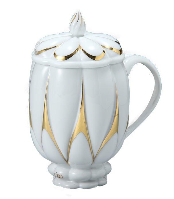 1300|出水清蓮-馬克蓋杯/茶杯/水杯
