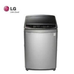 【LG 樂金】6MOTION DD直立式變頻洗衣機 不鏽鋼銀 / 17公斤洗衣容量 《WT-SD176HVG》全新原廠保固