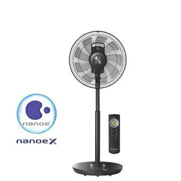 Panasonic 国际牌 2017最新上市 16吋 nanoeX DC直流节能电风扇 立扇 F-H16EXD-K★杰米家电☆