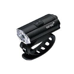 【7號公園自行車】INFINI TORN 100流明USB充電式前車燈(黑/紅/銀灰三色)