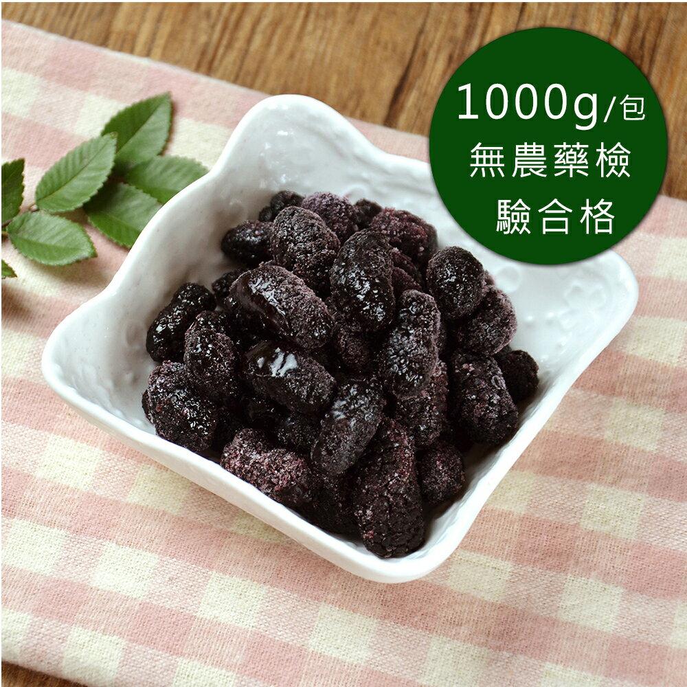 【幸美生技】進口急凍莓果 桑椹 1公斤
