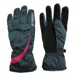 【鄉野情戶外用品店】 Mountneer  台灣   Primaloft 保暖手套/12G02-34