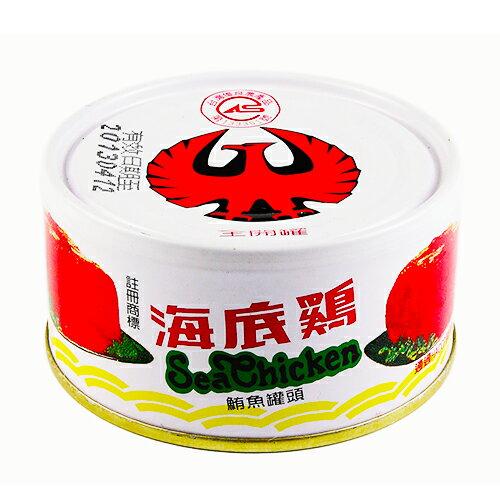 愛買線上購物:紅鷹牌海底雞170g*3【愛買】