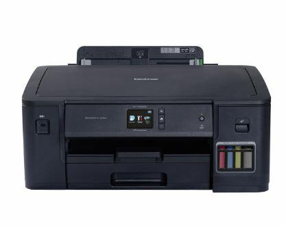 【歐菲斯辦公設備】Brother A3連續供墨印表機 極速黑彩 雙進紙系統  HL-T4000DW