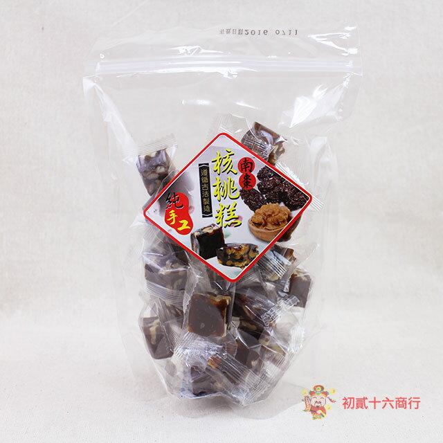【0216零食會社】明旺-手工南棗核桃糕250g