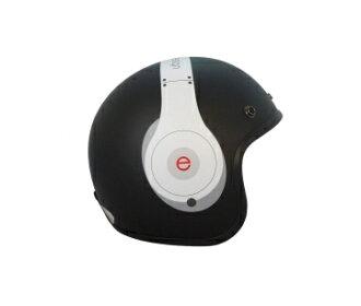 《EVO》智同 CA-309 耳機 (Echo) 3/4 半罩式 安全帽 LAUS(訂)