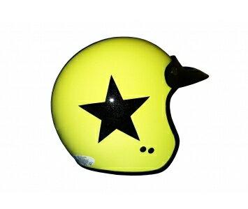 《EVO》智同 CA-310 星星 3/4 半罩式 安全帽 LAUS(訂)