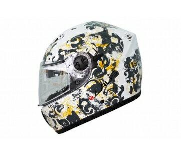 《EVO》智同 CA-800幻象(Fantasy) 素色 全罩式 安全帽 LAUS(訂)