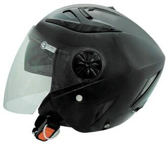 《GP5》232 素色 雙層鏡 半罩安全帽 3/4【機車工程師】(訂)
