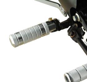 《KYMCO》光陽原廠精品 KTR鋁合金前/後踏桿組 踏桿組 前 後 G5063A-LBE8-900 KTR125/150、AIR150【機車工程師】(預)