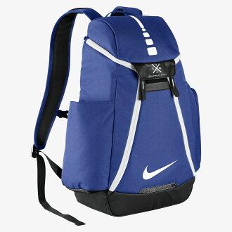 Nike NIKE HOOPS ELITE MAX AIR 後背包 氣墊背帶 藍白【運動世界】BA5259-480