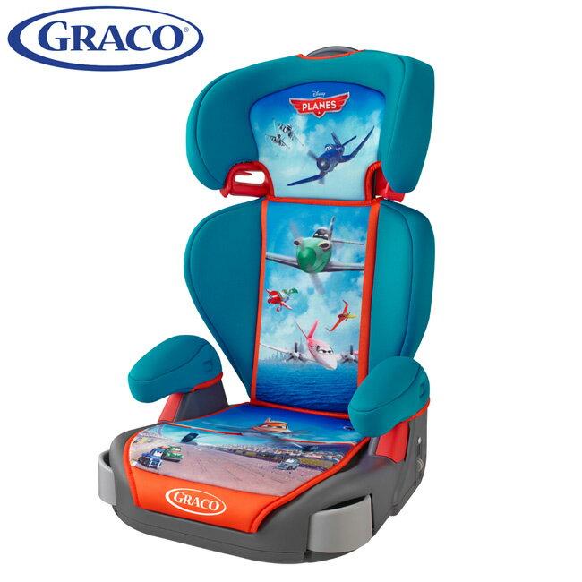 GRACO 幼兒成長型輔助汽車安全座椅 Junior Maxi Plus-飛機總