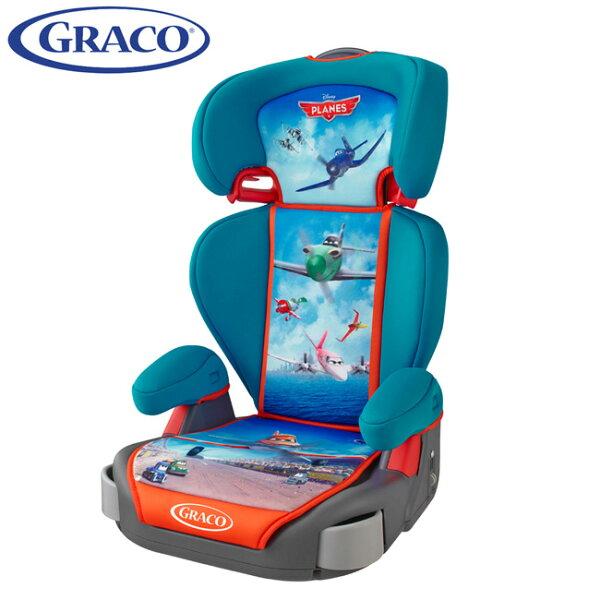 # GRACO 幼兒成長型輔助汽車安全座椅 Junior Maxi Plus-飛機總