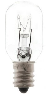 冰箱燈★鎢絲燈泡 平清 E14 15W 110V 220V 冰箱燈★永旭照明ZG2-15W110/220VE14T22X56