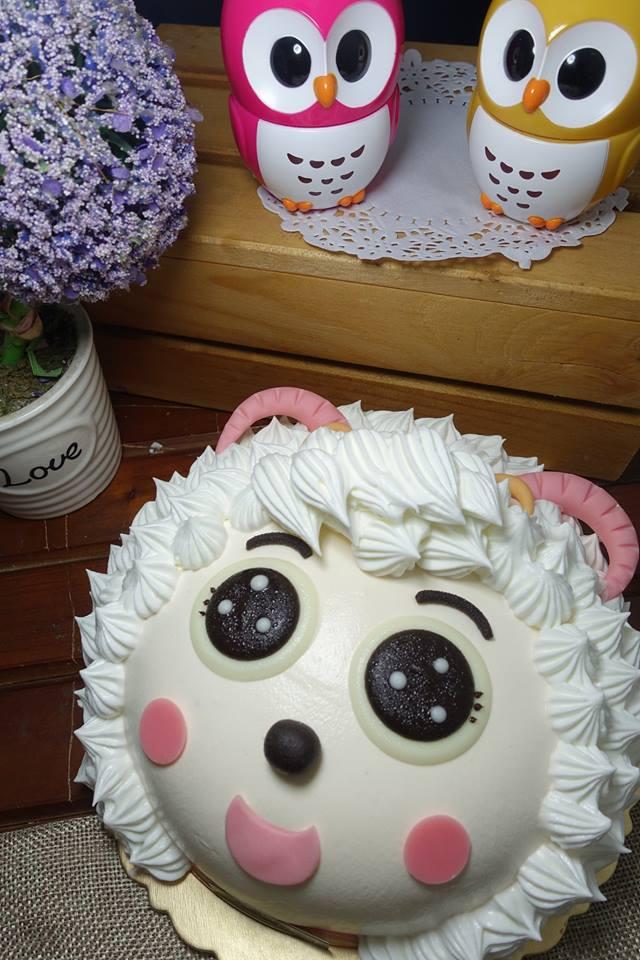 木匠手作★客製化生日蛋糕(8吋) 8
