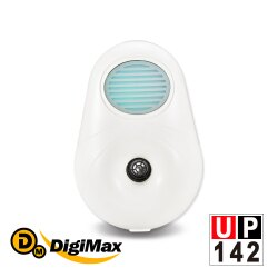 DigiMax【UP-142】『滅菌光』雙效型除塵螨機