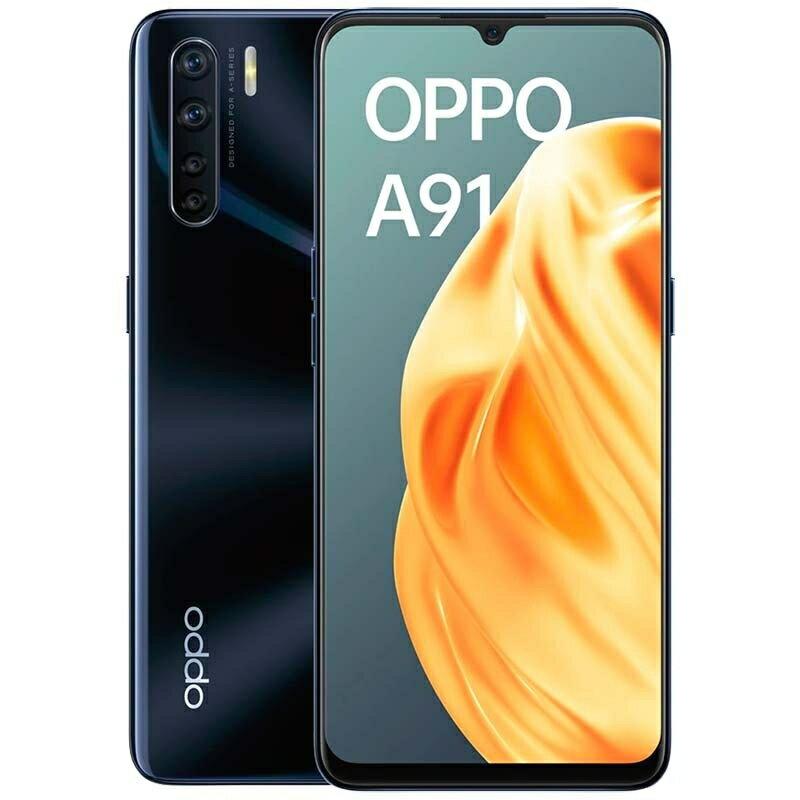 全新未拆OPPO A91 8+128G 6.4吋 MT6771V 雙卡雙待 雙5G手機 保固18個月