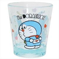小叮噹週邊商品推薦哆啦A夢 情書 水晶杯(綠) 水杯 小叮噹 日貨 正版授權J00012851
