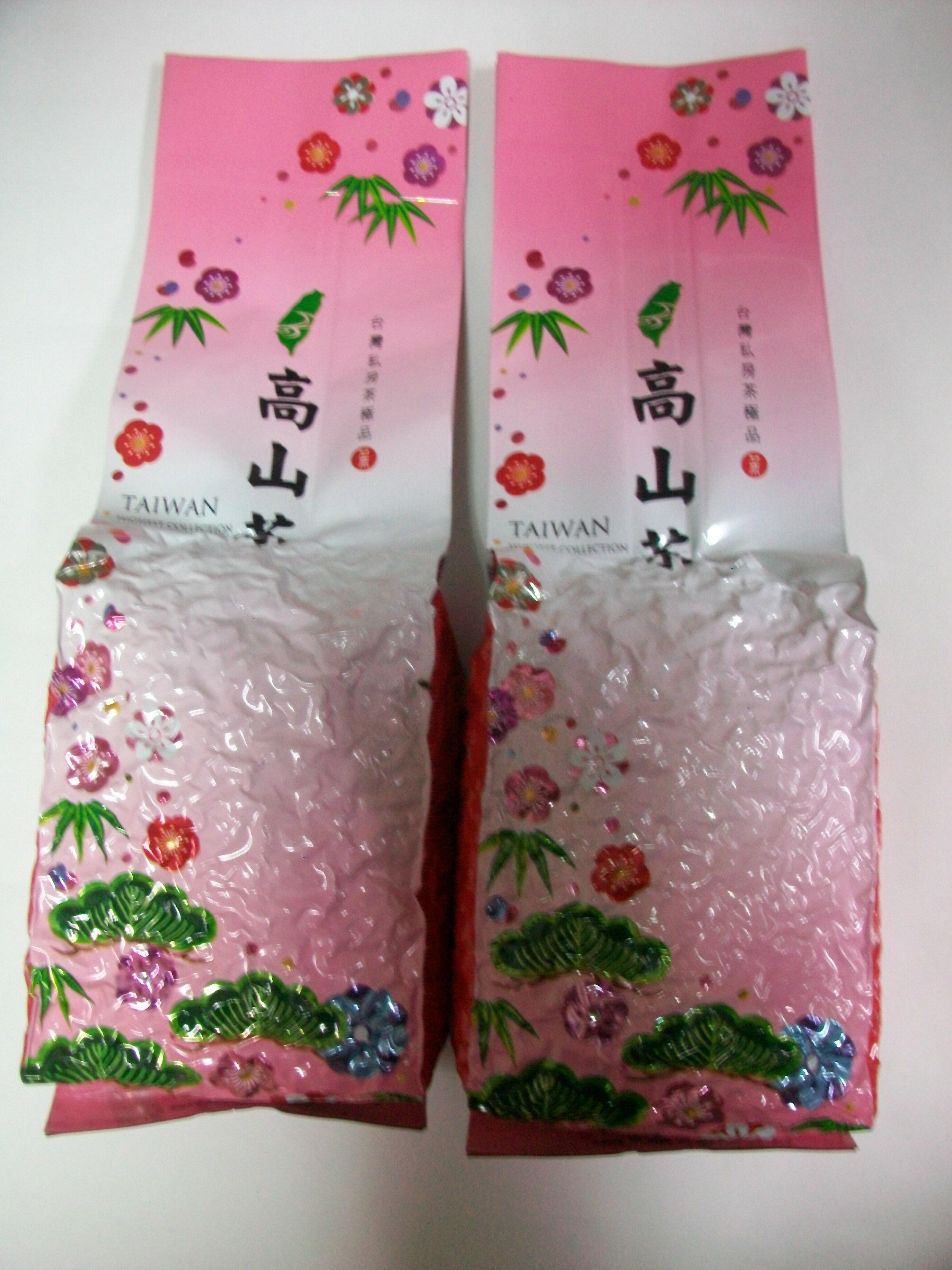 【玄砡茶業】台灣清香四季春茶/產地南投 半斤裝(300g)兩包 共一斤(淨重600g)