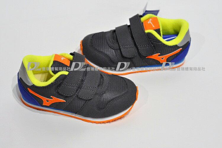 【登瑞體育】MIZUNO 童鞋 RUN KIDS - K1GD163307