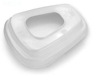 3M 501濾蓋 2入 搭配3M-5N11濾棉使用 適用3M 6200/6800/7502防毒口罩
