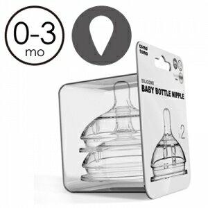 韓國【Comotomo】FDA認可醫療級矽膠奶嘴(不含雙酚A) -單孔 - 限時優惠好康折扣