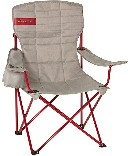 KELTY 休閒椅/露營椅/折疊椅 Essential Chair 好折椅 61511716 TUN淺咖