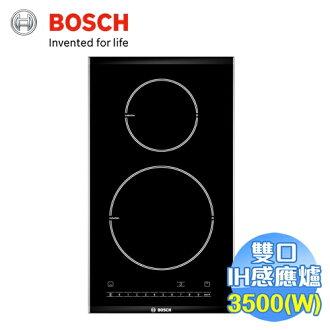 BOSCH 嵌入式雙口感應爐 PIE375N14E