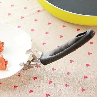 【N16031401】輕便型不銹鋼多功能碟碗夾 微波爐防燙夾碗器 耐高溫電鍋提盤夾