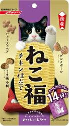 日清 福來小餅 雞肉風味 貓餅乾 貓福餅 零食 貓餡餅 42g/包 日本國產