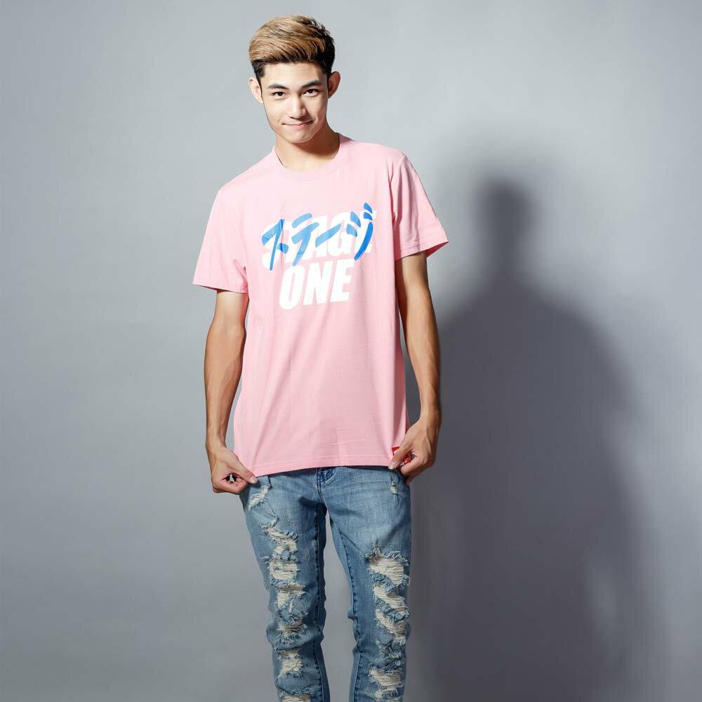 STAGEONE ICHIBAN TEE 黑色 / 粉紅色 兩色 0
