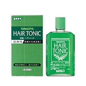 日本 柳屋 HAIR TONIC 養髮液 240ml