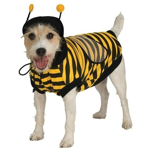 Bumble Bee Dog Puppy Halloween Costume MEDIUM 0