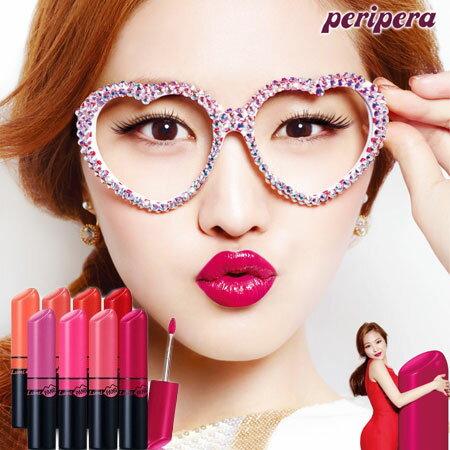 韓國 Peripera 菲麗菲拉 魅惑炫色唇彩 5.6g 唇彩 唇露 多款可選【N100687】