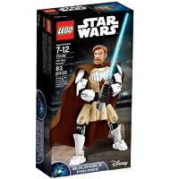 星際大戰 LEGO樂高積木推薦到樂高積木LEGO《 LT75109 》STAR WARS™ 星際大戰系列 - Obi-Wan Kenobi™就在東喬精品百貨商城推薦星際大戰 LEGO樂高積木