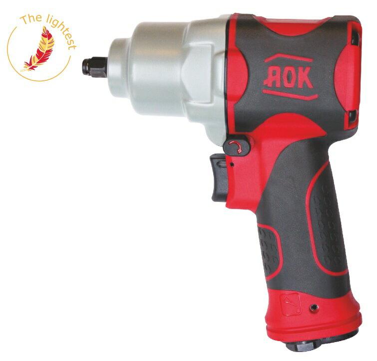 *韋恩工具* AOK 1/2 四分 氣動板手 衝擊板手 套筒板手 550 ft.lb 740Nm