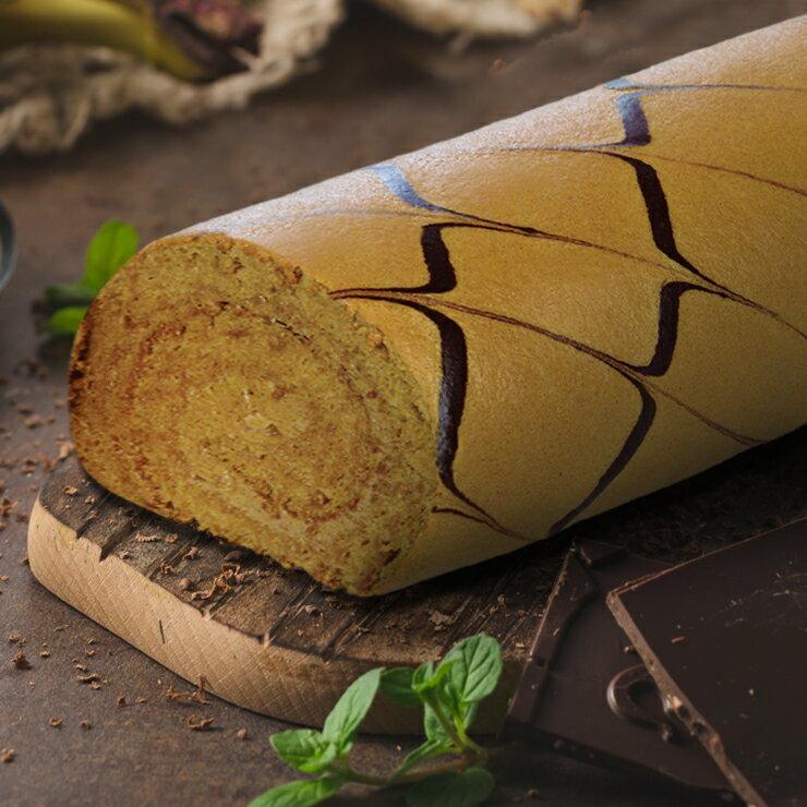 【咖啡蛋糕卷】咖啡 / 蛋糕捲 / 下午茶 / 點心 /  送禮推薦 《 巧可康 》