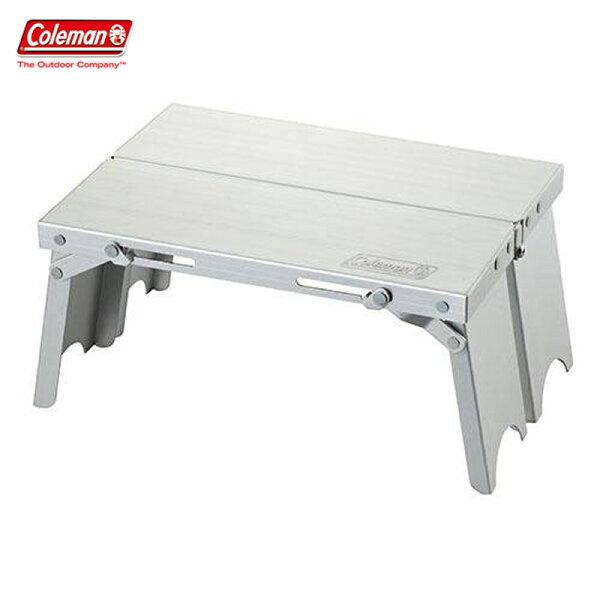 【露營趣】ColemanCM-21986輕便摺疊小桌折疊桌摺疊桌野餐桌露營桌休閒桌茶几小折桌