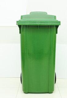 120公升大容量分類塑膠垃圾桶