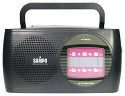 SAMPO 聲寶 (AM/FM)手提式收音機,AK-W906AL
