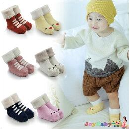 襪子 防滑襪 童襪 嬰兒襪 短筒 JoyBaby