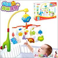 嬰兒床 音樂鈴 玩具 旋轉 寶寶 森林 床鈴