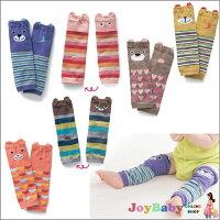 動物造型保暖純棉可愛襪套 兒童