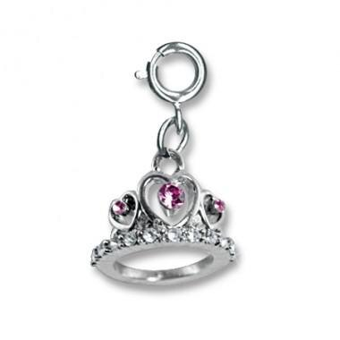 【4M 創意 DIY】00-07515 公主皇冠吊飾 Tiara Charm