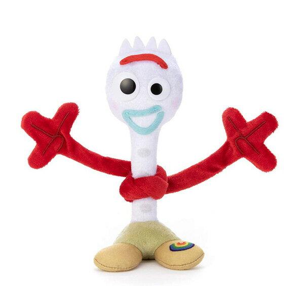 【限時結帳領券現折30】【叉奇 絨毛玩偶】玩具總動員4 叉奇 絨毛玩偶 娃娃 日本正版 該該貝比日本精品