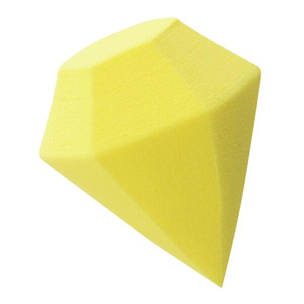 ROSYROSA3D立體粉撲鑽石型1入