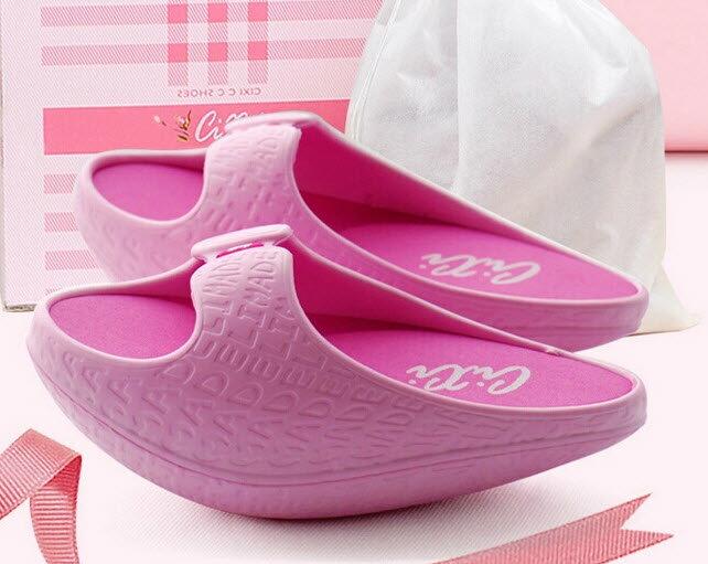 美體鞋- 搖搖鞋,塑身、美腿、矯正駝背鞋【Casa Mia】