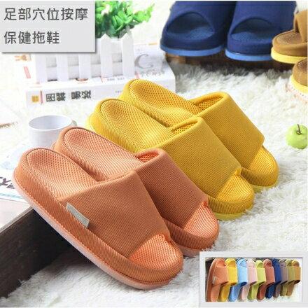 按摩拖鞋 - 腳底穴位室內居家按摩拖鞋,日本市場同步銷售