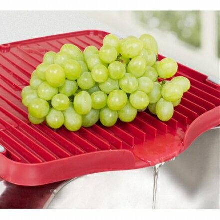 廚房用品-多功能瀝水置物架【CasaMia】