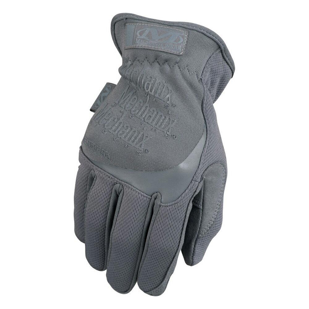 Mechanix Wear FastFit Work / Duty Gloves Wolf Grey - Medium - MFF-88-009 2